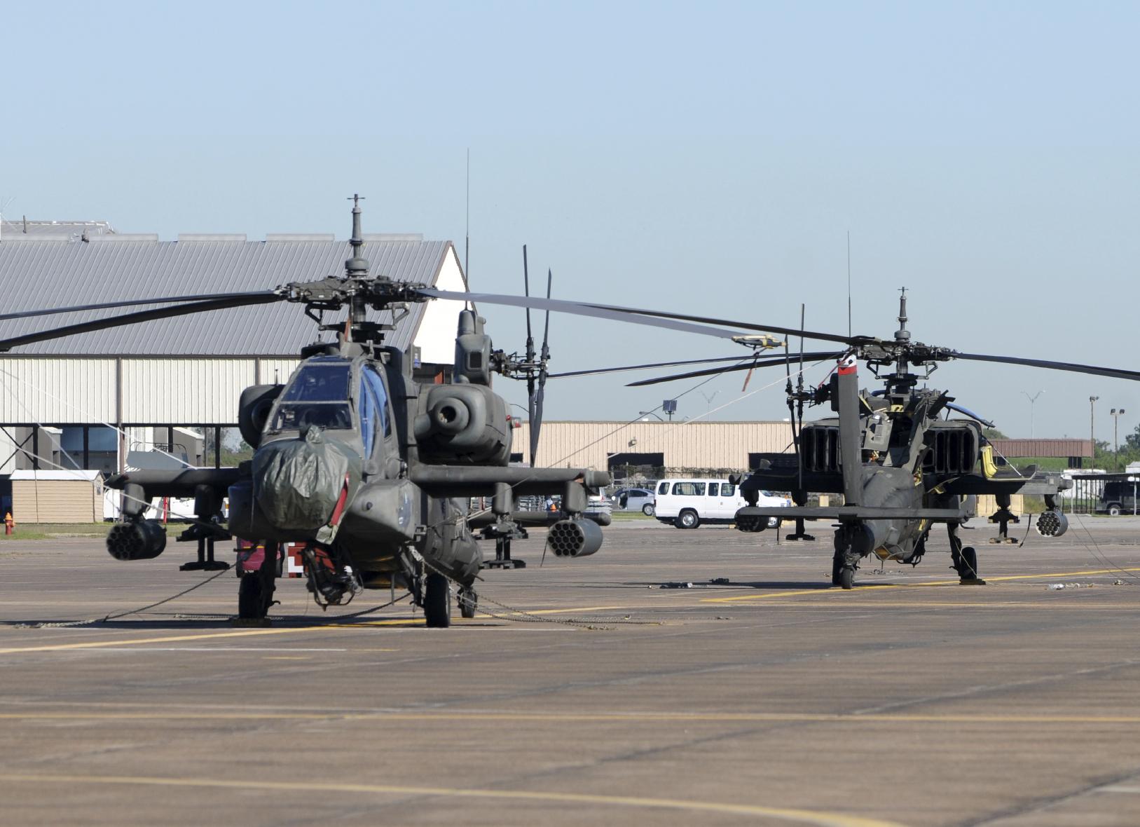 Military attack helicopters - Barnett, Lerner, Karsen ...