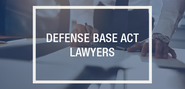 defense base act attorney