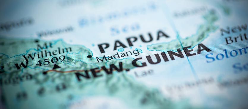 'Suspicious' Gathering of Contractors in Papua New Guinea