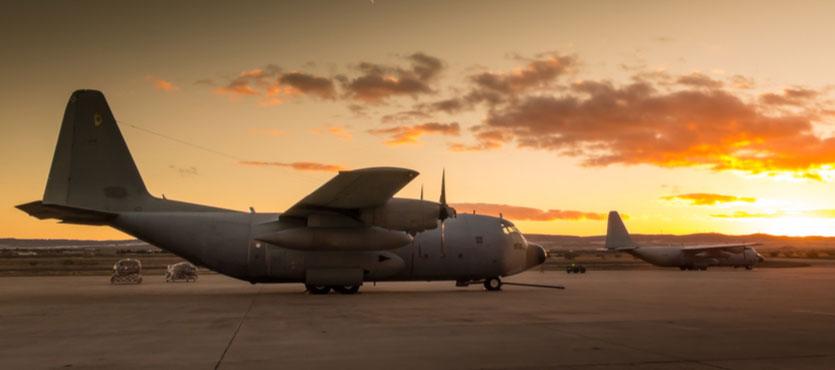 Checking in on Balad Air Base
