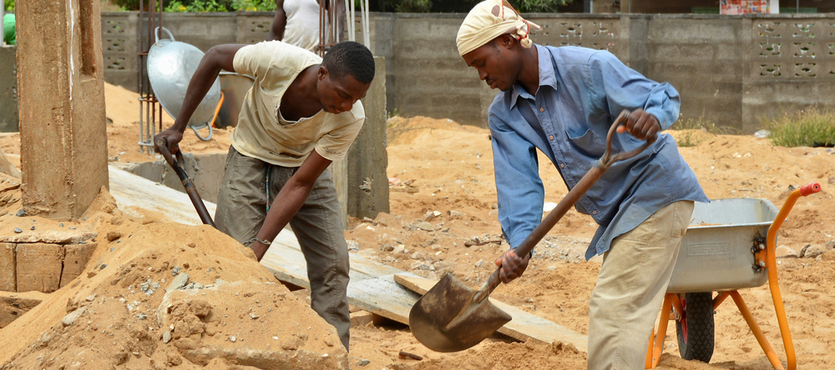 Contractors Stepping Up in Africa