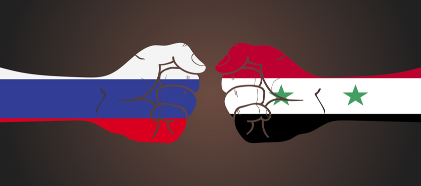 Russia Ups Ante in Syria