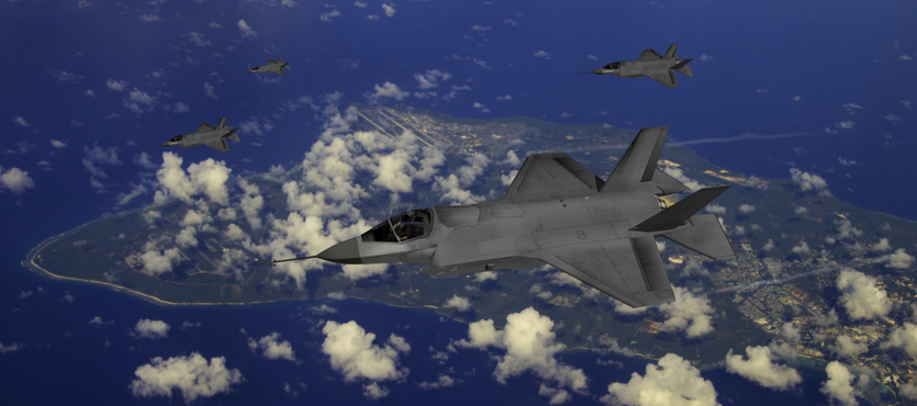 Guam's Andersen AFB Gets Multi-Million-Dollar Facelift