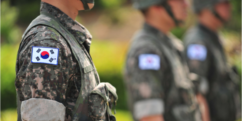 Fatal Training Accident in South Korea