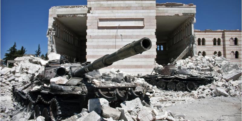 Syrian Civil War Expands Again