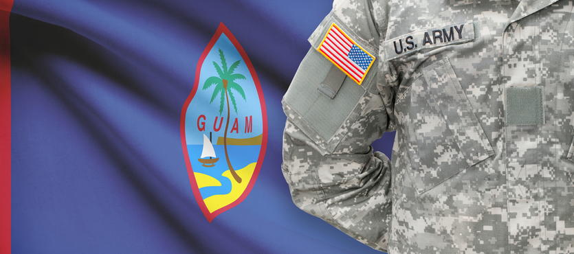 Military Buildup Continues in Guam