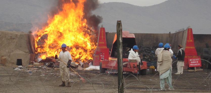 Could President Biden's Personal Loss Change Attitudes About Burn Pits?