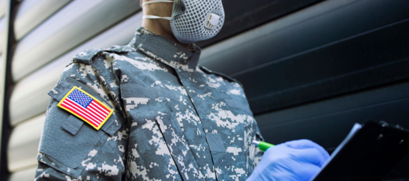 Did the Use of Private Military Contractors Worsen the Coronavirus Pandemic?