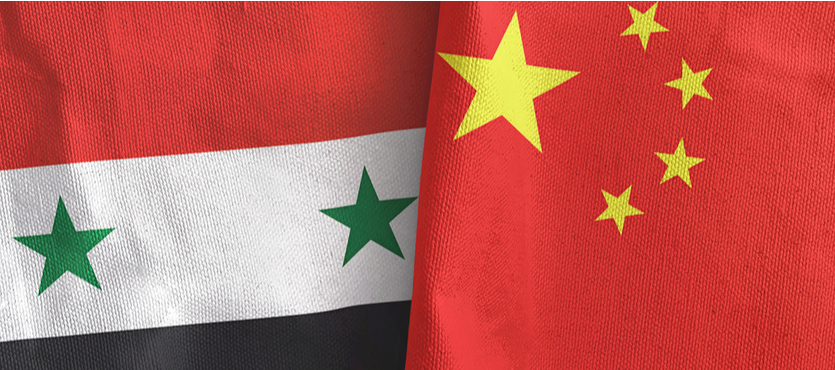 China Goes to Bat for Syria